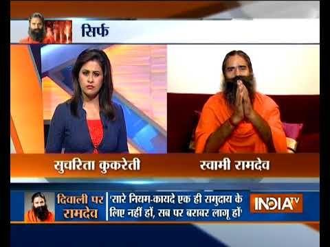 Chetan Bhagat Talks To Arnab Goswami On 'Ban On Firecrackers' - YouTube