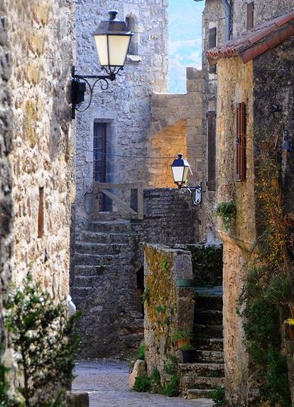 La Couvertoirade, Aveyron, Midi-Pyrénées