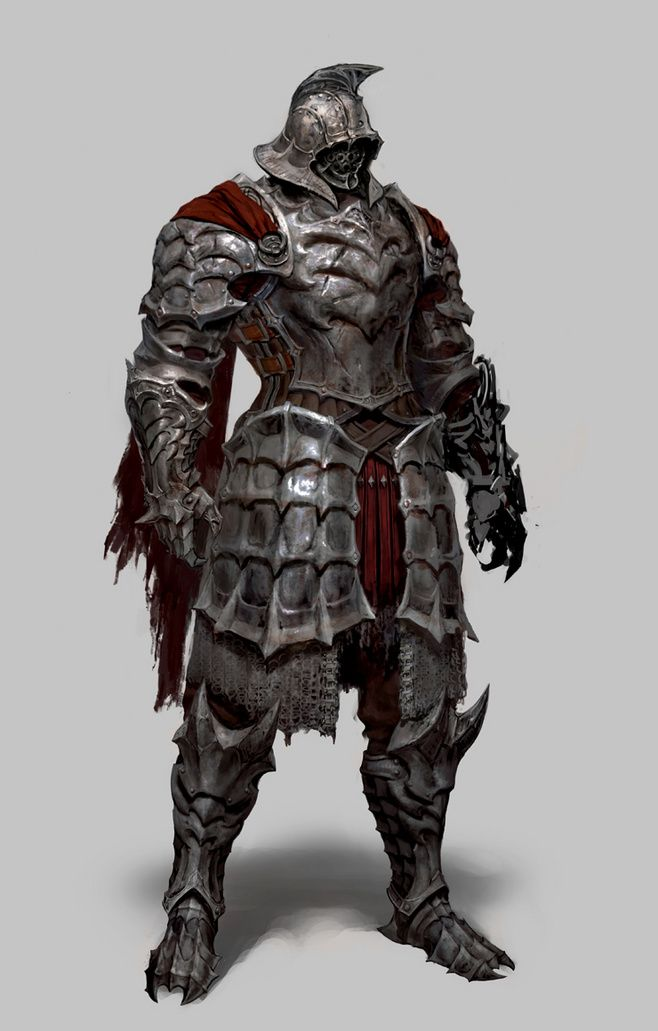Demon Armour