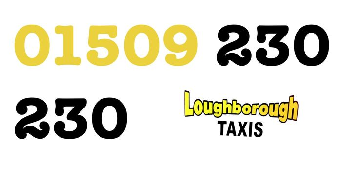 Taxi To East Midlands Airport Call On 01509-230230