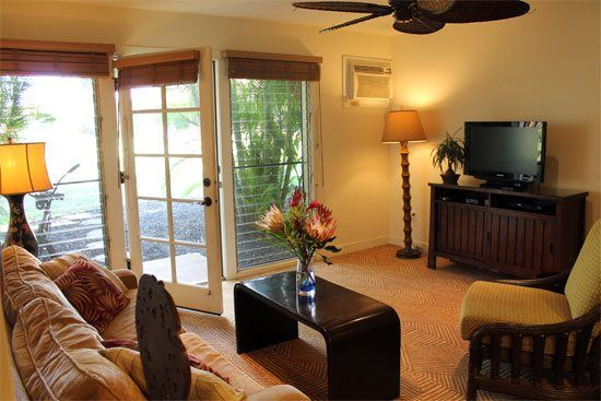 Aina Nalu in Lahaina, Maui. Unit D101. Walks out to the large pool on property!