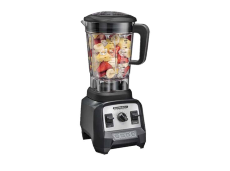 Hamilton Beach 55000 Proctor Silex® High-Powered Blender REVIEW + GIVEAWAY - The Watering Mouth | Healthy Nutritarian Recipes, Vegan Food