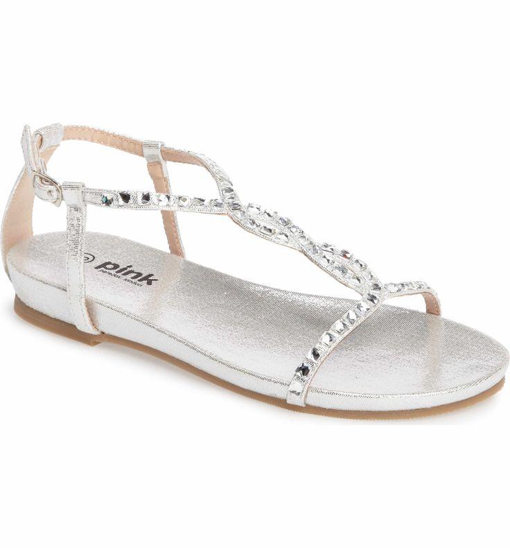 pink paradox london Kaylee Ankle Strap Sandal