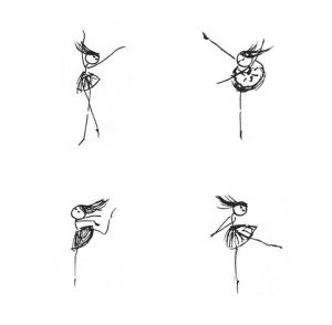 ...A Simple Form of Happy: 10 Stick Figure Drawings That Will Make You Smile