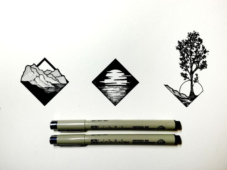 pen drawings simple tattoo drawing support prints month patreon april outdoor designs mutiny delivered instagram