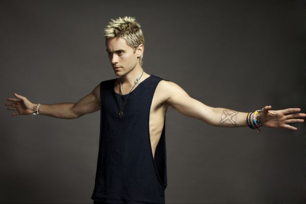 jared leto shirtless | jared leto shirtless. into Jared Leto#39;s eerily