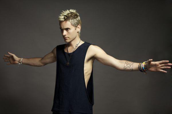 jared leto shirtless | jared leto shirtless. into Jared Leto#39;s eerily