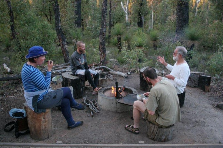 Nerang Campsite.  Photo by Pelusey.