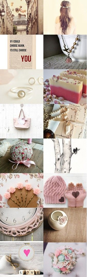 It's oh so romantic! by Esther Lagarde on Etsy--Pinned with TreasuryPin.com