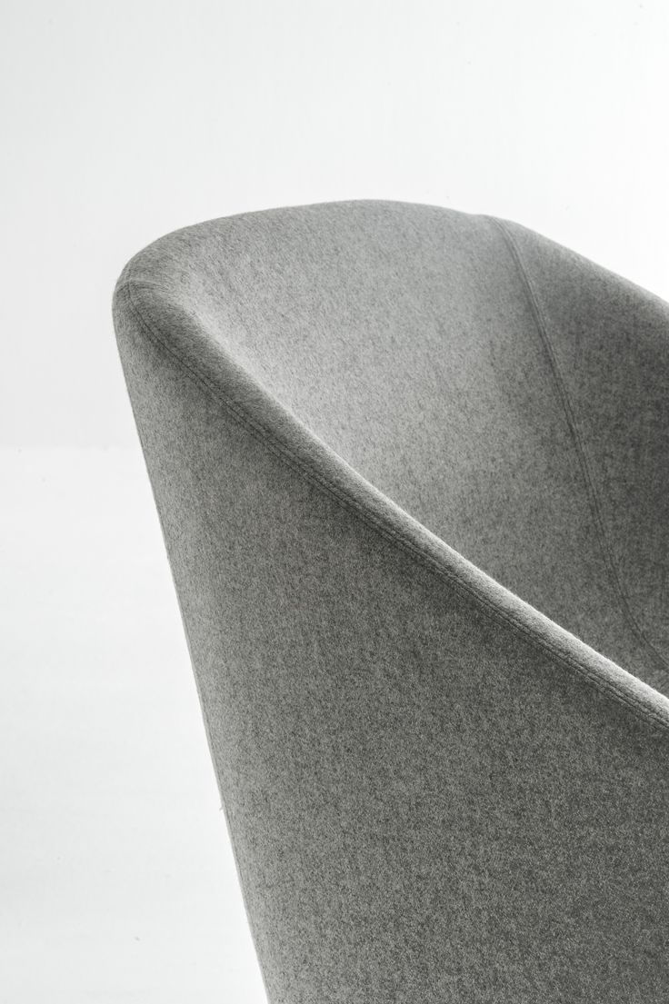 Log Lounge, Soft And Cozy Shapes #Pedrali #design #lounge #armchair