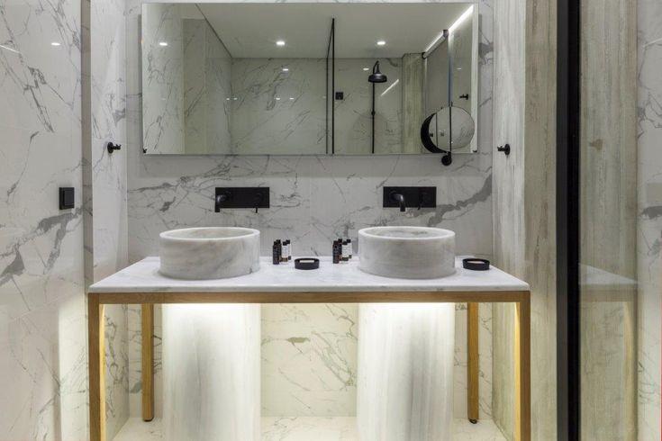 Πατητή Τσιμεντοκονία ΠΡΟΛΑΤ Lava plaster by www.prolat.gr #architecture #design #interior #materials #prolat #cocomat