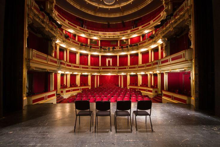 Poznan Poland, Teatr Polski [fot. Poznan Film Commission]