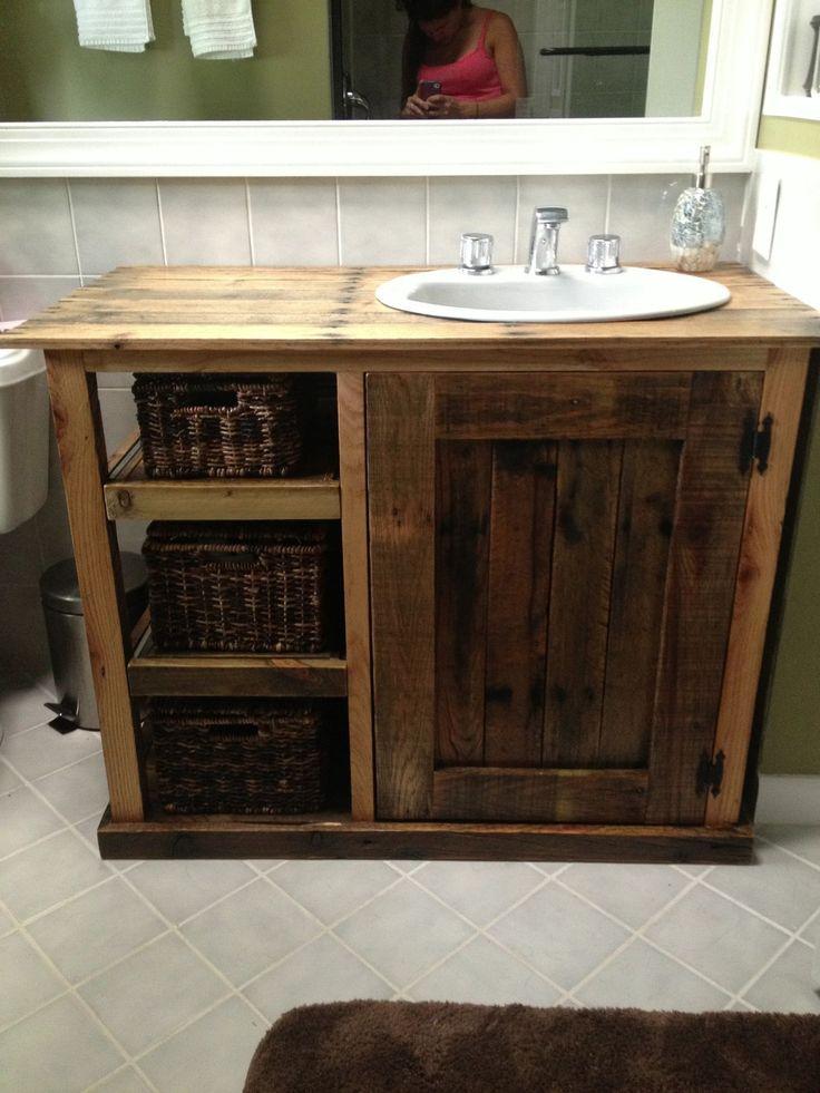 Best 25 Rustic Bathroom Sinks Ideas On Pinterest Bathroom Sinks Barn Houses And Bathroom