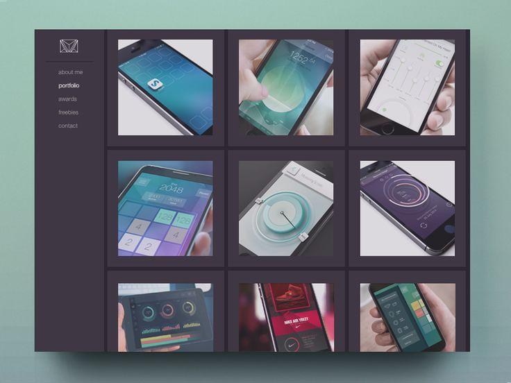 My Work Web by Matija