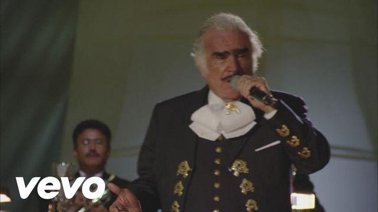Vicente Fernández - Estos Celos (En Vivo)