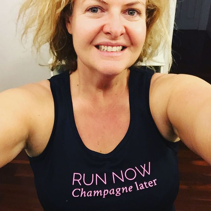 Finished my weekend well with a run this afternoon. After a big party last night it was a case of champagne first run later! But feeling great now. Wearing our Champagne Cartel running singlet available in our shop. Link in profile.