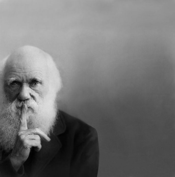 Charles Darwin. Imagine, every person who diligently reads their bible, torah, quran, instead reads The Origin of Species. Imagine, just imagine.