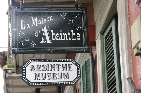 la maison d 39 absinthe absinthe museum in new orleans a is for absinthe pinterest. Black Bedroom Furniture Sets. Home Design Ideas