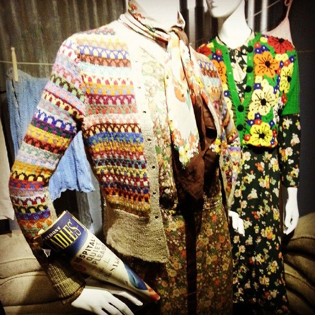 dennisnothdruft's photo on Instagram Fashion and Textile Museum knitwear exhibition