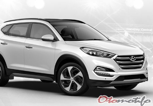Hyundai All New Tucson