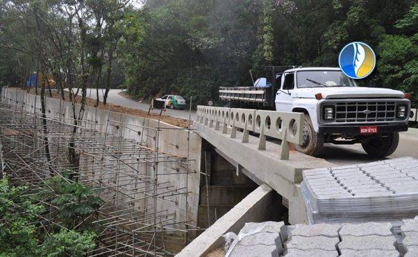 Estrada Cunha-Paraty deve ser inaugurada ainda neste mês de março