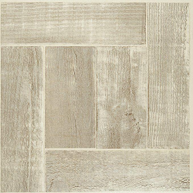 Achim Imports Ftvwd23045 Achim Home Imports Tivoli Saddlewood 12 Inch X 12 Inch Self Adhesive Vinyl Floor Vinyl Flooring Peel And Stick Floor Luxury Vinyl Tile