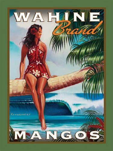 designer handbags uk beautiful hula girl with palm tree and ocean