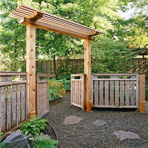 Arbor Gate Designs: 19 Best Moon Gate Images On Pinterest