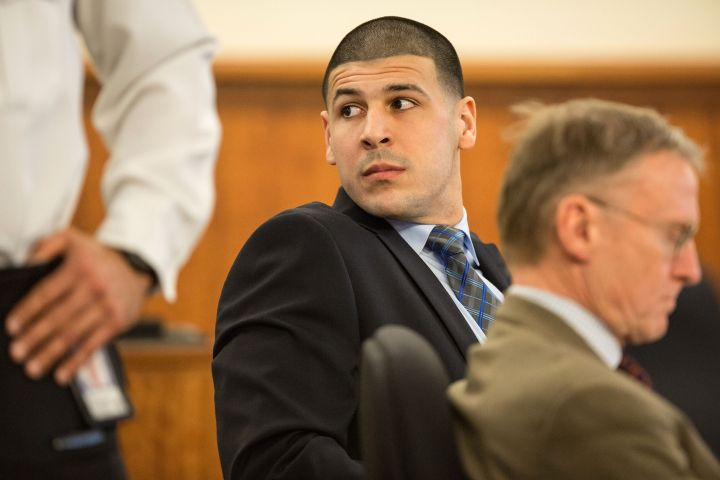 New top story from Time: Sean GregoryAaron Hernandez Had CTE. How Much More Damage Can The NFL Take? http://time.com/4952568/aaron-hernandez-cte-brain-trauma-nfl-football/| Visit http://www.omnipopmag.com/main For More!!! #Omnipop #Omnipopmag