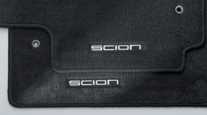 Genuine Toyota Scion xB Black Carpet Floor Mats PT206-52051-02. 2004-2006 xB. Genuine Toyota Accessories