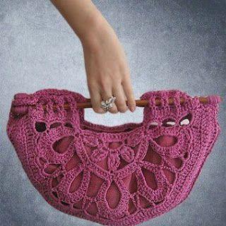 I Hamaratabla: pletení Lady Tašky