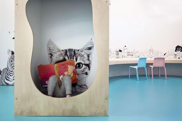 Design dla dzieci i nie tylko...: WNĘTRZA
