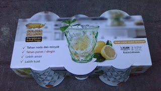 Selatan Jaya distributor barang plastik Surabaya: Gelas Kristal plastik 245 ml kode 854 merk golden ...