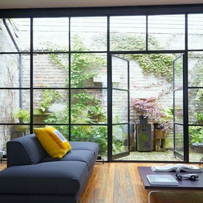 Looking for contemporary living room ideas? Get inspired by this grey living room in Paul Priestman's Notting Hill home, plus see hundreds more designs to inspire