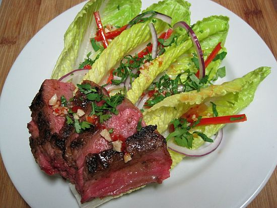 Dukan Diet Recipe Thai Steak Salad | Favorite DukanItOut Recipes ...