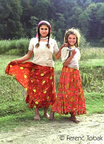 Gypsies: Karderars of the Eastern Carpathians - Photographs by Ferenc Tobak -