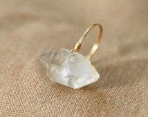 natural crystal ring crystal quartz ring natrual stone jewelry personalized ring wholesale