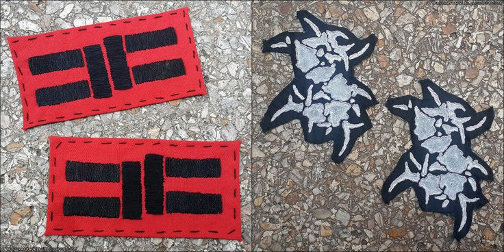Cavalera Conspiracy and Sepultura Patches