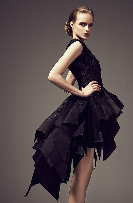 @Maysociety Ashi Studio FW 2014 Couture