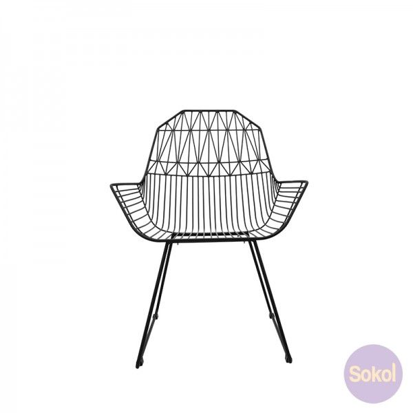 $230 Sokol Replica Bend Armchair