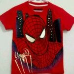 spiderman marvel karakter Grosir Kaos Karakter Murah Bandung