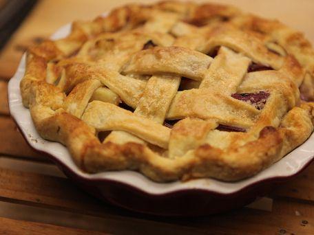 Washington Walnut Pie Recipe — Dishmaps