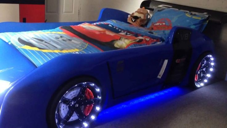 Race Car Bed Frame Queen Size