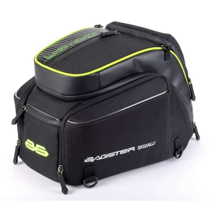 Sac Bagster Roader Black Unica cWWL3