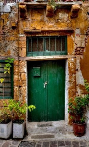 Chania, Crete, Greece door by lucklessgem