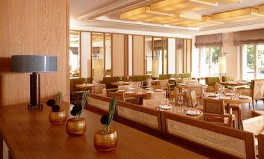 Emiko, Japanese restaurant in the Louis Hotel Munich.