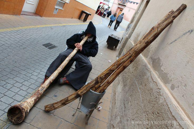 Didgeridoo Handcraft Disenos de unas