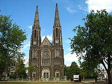 Elizabeth, New Jersey - St Patricks church