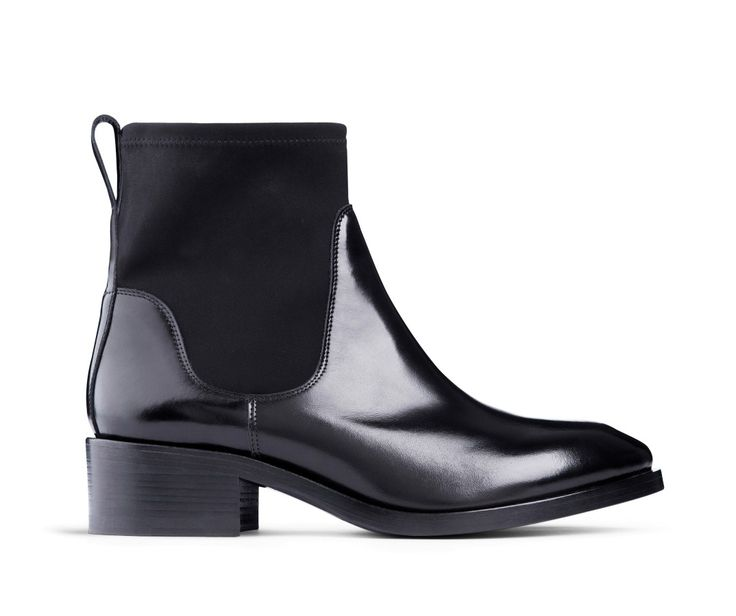 Comet Black | AcneAcne Comet, Skin Care, Chelsea Boots, Ankle Boots, Black Boots, Woman Shoes, Nature Skin, Acne Studios, Comet Black