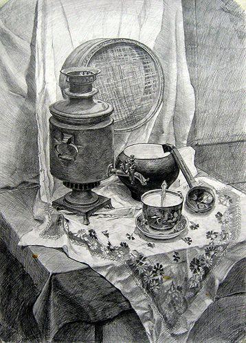 академический рисунок натюрморт: 9 тыс изображений найдено в Яндекс.Картинках
